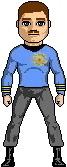 Commander A. Lorentz, M.D. - Starbase 134