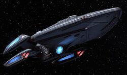 USS Phoenix-X