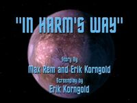 01 In Harms Way OpeningTitle