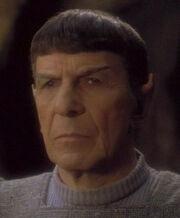Spock, Unification