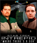 Star Trek Intrepid Where There's a Sea