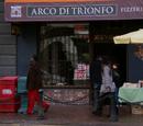Arco Di Trionfo Pizzeria