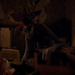The Monster in the Byers' house.