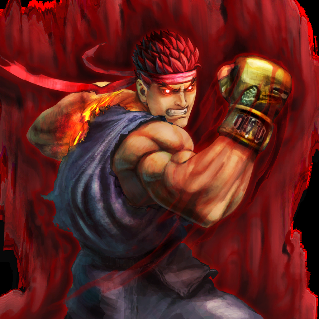Image result for evil Ryu