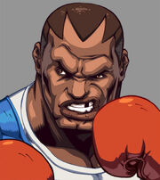 Character Select Balrog by UdonCrew