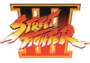 Street fighter iii logo