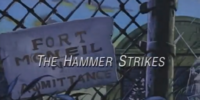 The Hammer Strikes