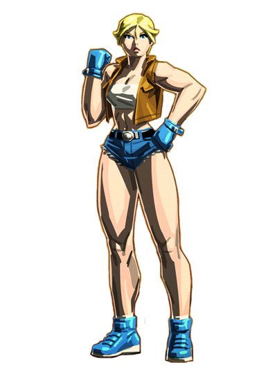 Lucia | Street Fighter... Ultra Lord