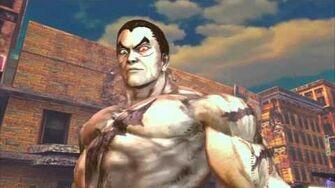 Street Fighter X Tekken - Urban War Zone Theme