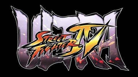 Ultra Street Fighter 4 Announcement Trailer