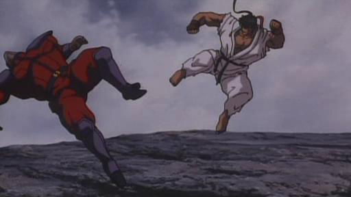 File:Ryu strikes Bison.png