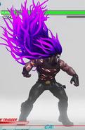 SFV Necalli-Premium Battle Costume in V-Trigger Mode
