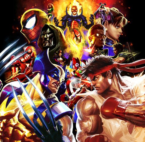File:Marvel vs Capcom 3 Art.jpg