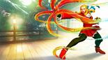 Street Fighter V Karin Artwork