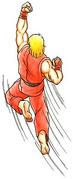 Ken-shoryuken-sf2-artwork