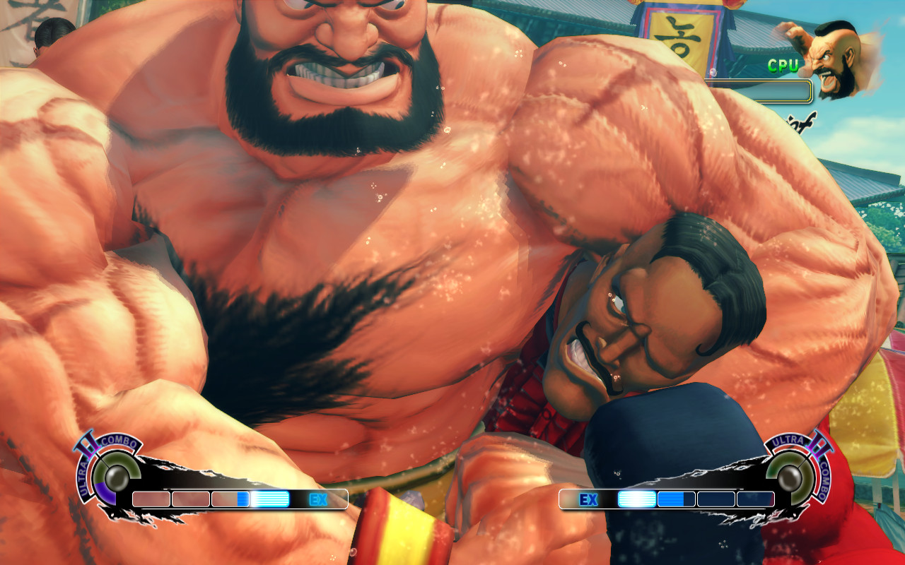 from Legend gay zangief