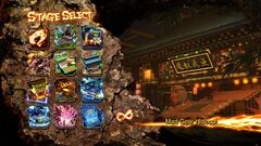 SFXT Mad Gear Select