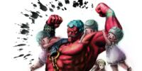 List of moves in Super Street Fighter IV H-Z