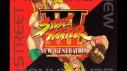 Street Fighter III New Generation Original Arrange Album (D1;T1) Jazzy-NYC latin mix