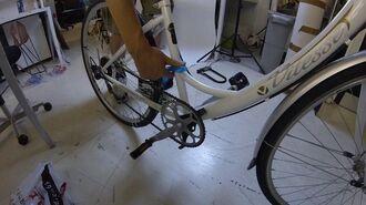 Revolution - Bike Stamp