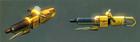 NewStrider Mikiel weapon