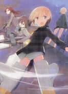 OVA1 Art
