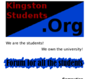 Kingston University/KingstonStudents.Org