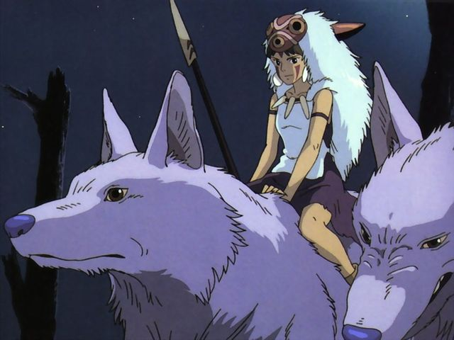 Image result for san princess mononoke