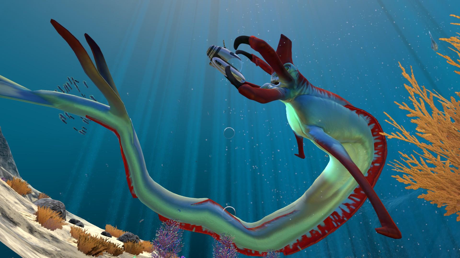 Image - Reaper Leviathan (9).jpg | Subnautica Wiki | Fandom ...