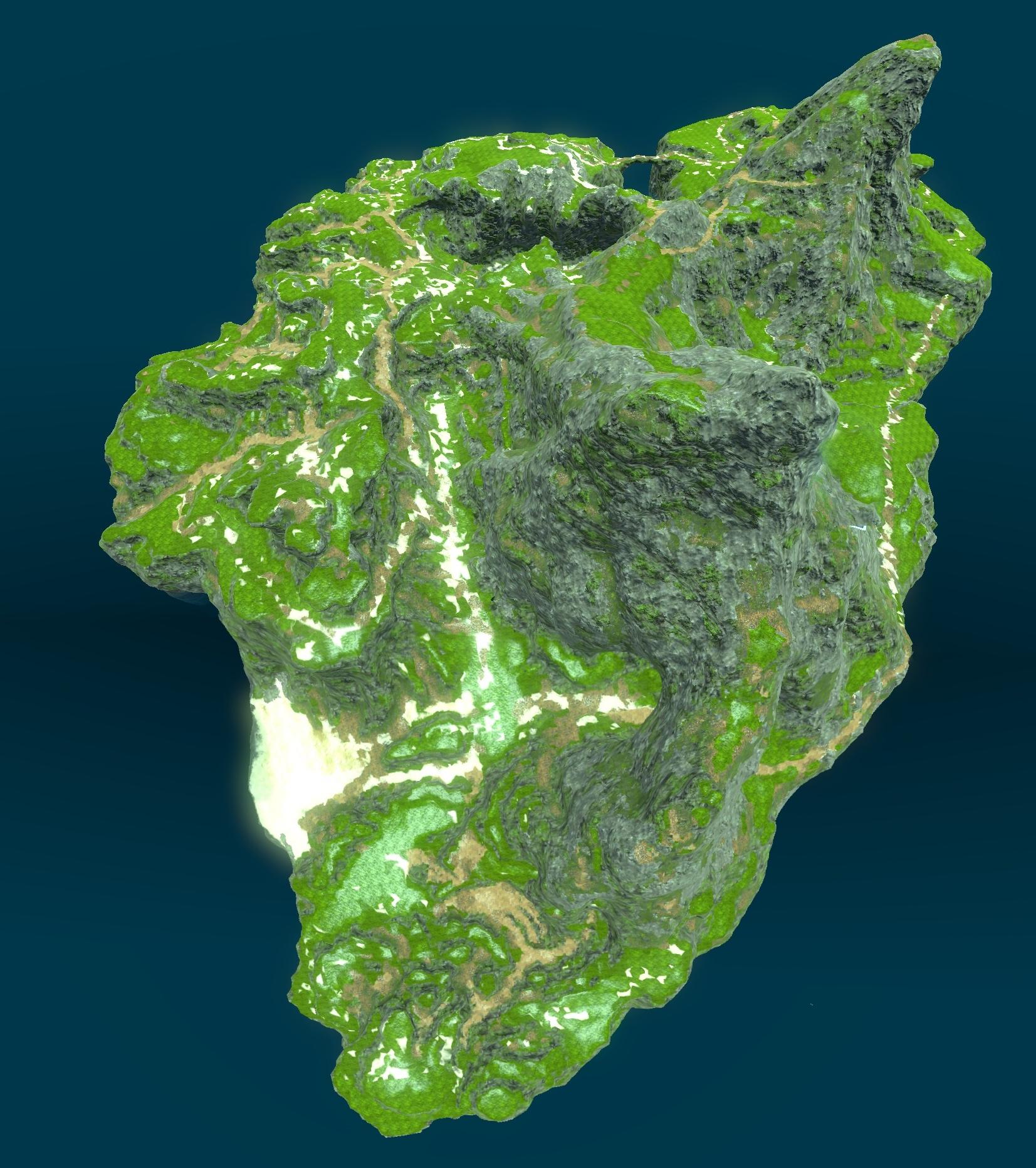 Image - Floater Islands 310.jpg | Subnautica Wiki | Fandom powered ...