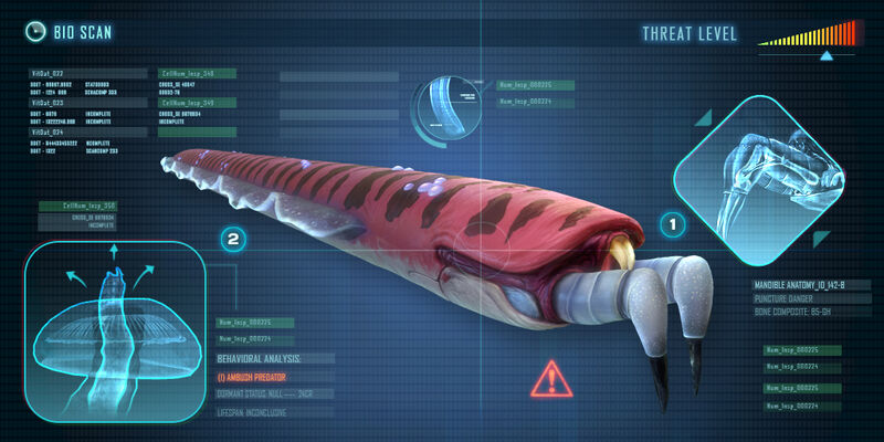 Submersible Vehicle Systems Design By Snake