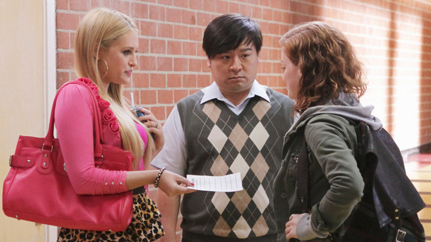 i think the guy i'm dating has a girlfriend: suburgatory george and dallas dating for married