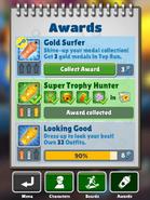 CollectingAwardBronze-GoldSurfer