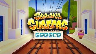 Subway Surfers World Tour - Greece