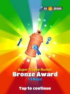 AwardBronze-SuperTrophyHunter