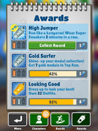CollectingAwardSilver-HighJumper