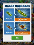 BoardUpgrades