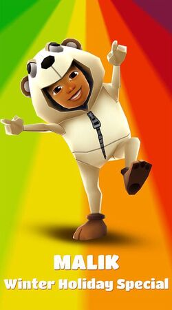 Malik Subway Surfers