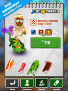 BuyingSpecialPowerMonster-SuperJump