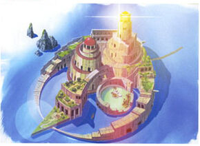 Ceras Lake Castle
