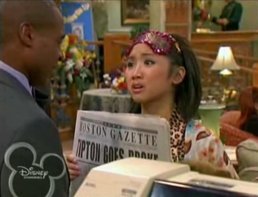 Maya Suite Life You Can Help The Suite Life