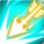 Fami Light Wedged Arrow