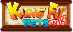 Kung Fu Pets wordmark