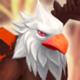 Griffon (Fire) Icon