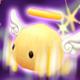 Gold Angelmon Icon