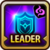 Leader Skill Defense (Mid) Dark Icon