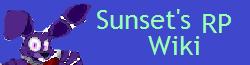 Sunset's RP Wikia