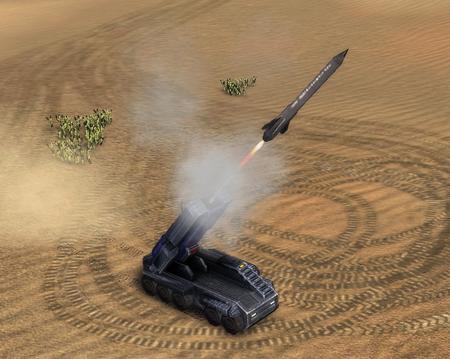 Flapjack firing Long Range Cruise Missile
