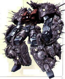 Primus Robot Mode