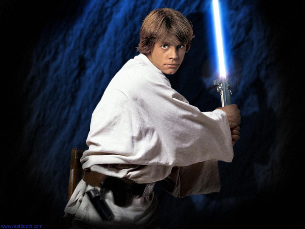 Drafting the Ultimate Star Wars Hockey Team Luke Skywalker the force light side RIPT Apparel blog